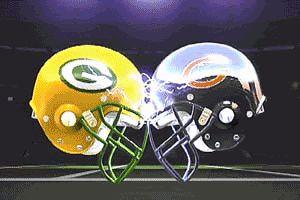 #packers vs #bears showdown images | Rivalry Cocktails:Bears Vs Packers | Intoxicology 101 | Drinks Made ...