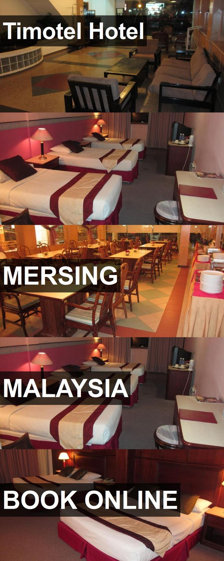Timotel Hotel in Mersing, Malaysia. For more information, photos, reviews and best prices please follow the link. #Malaysia #Mersing #travel #vacation #hotel