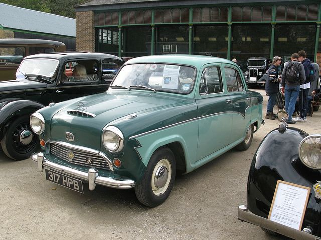 1958 - Austin A55 Cambridge Mk1 Saloon