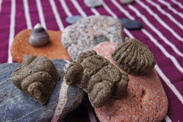 MammaViò: Magneti fatti di sabbia e colla