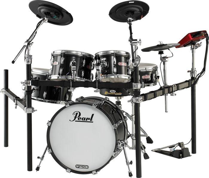 Electronic Acoustic Drum Set