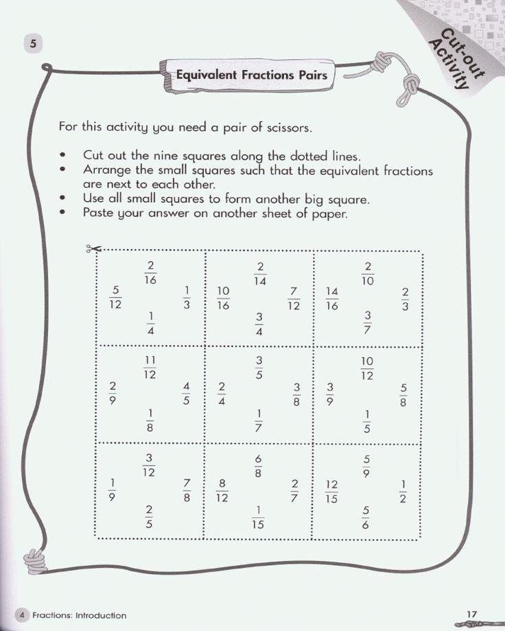 Singapore Math 3rd Grade Printable Worksheets Free in 2020