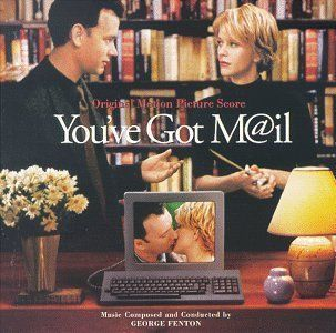 You've Got Mail my ultimate guilty pleasure. I watch it every time I'm sick.