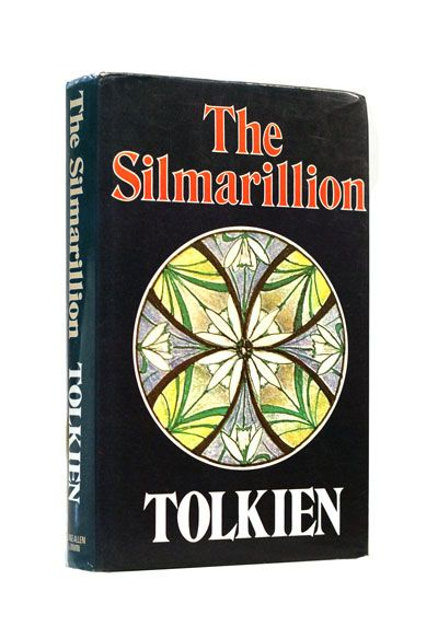 The Silmarillion – JRR Tolkien (1977) (1st edition)