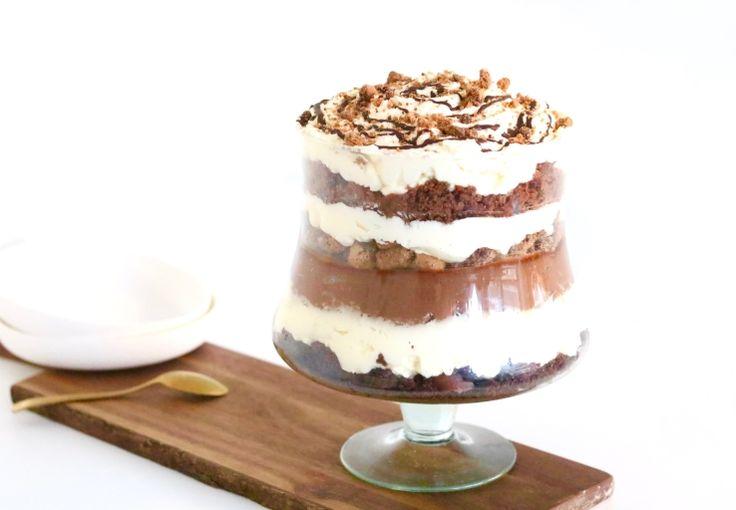 Brownie trifle – SINNER SUNDAY