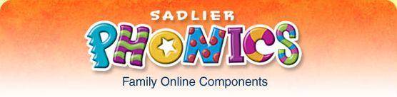 Sadlier-Oxford :: Phonics Games Juegos para los sonidos de las letras