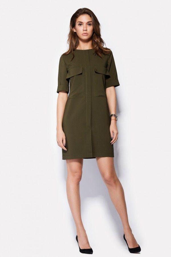 Женское платье EVI - 3030-cn, купить за 699 грн. в интернет-магазине step.mk.ua