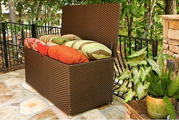 Best 25 Outdoor Storage Boxes Ideas On Pinterest