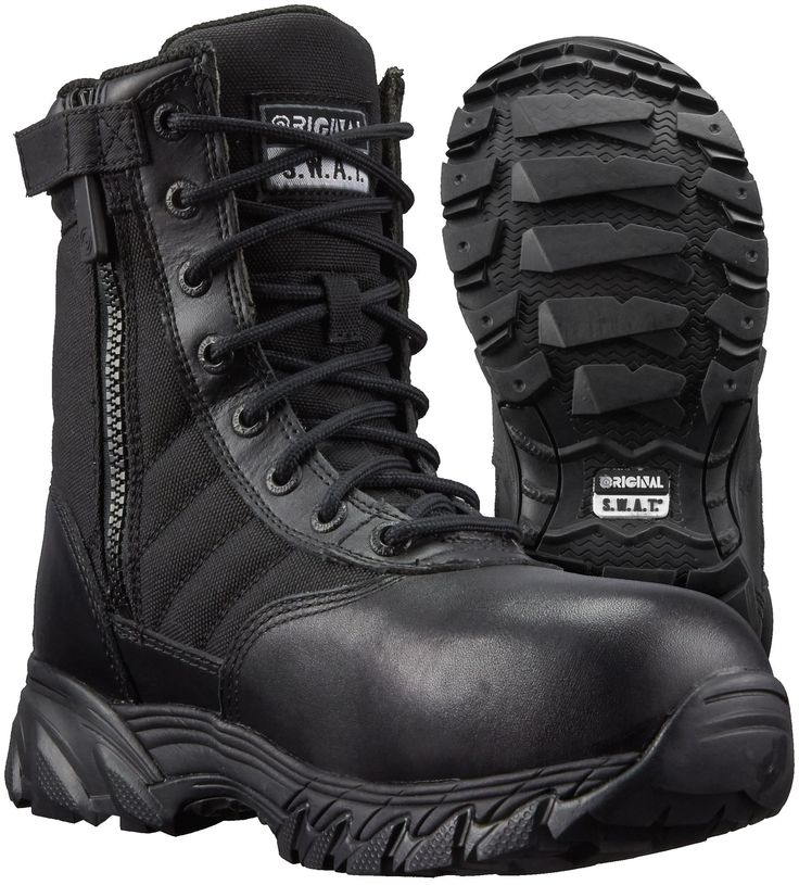 Inuksuk Safety--Canadian S.W.A.T. Boot Giveaway (Facebook)