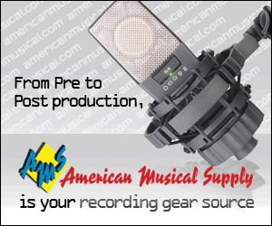 American Musical Supply - Your Recording Source