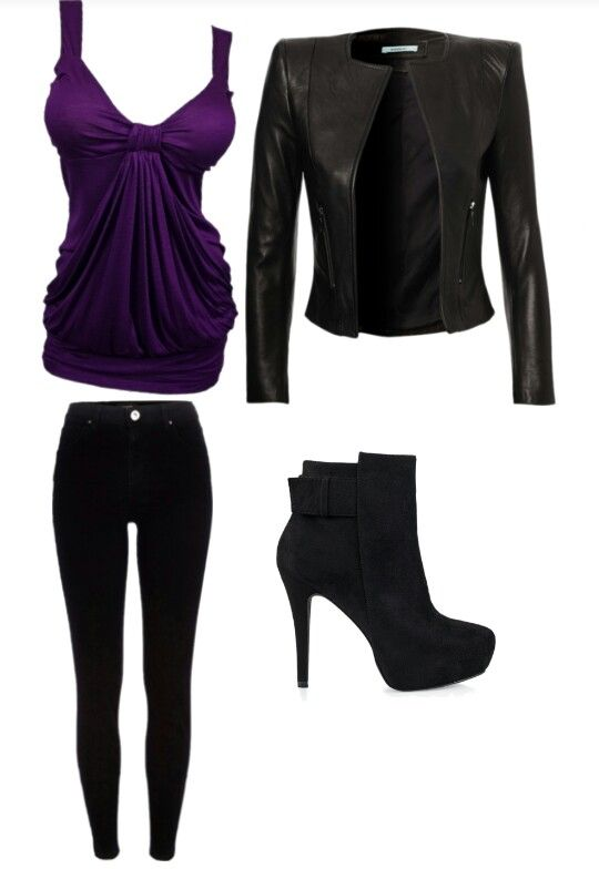 Inspired outfit from katherine Pierce on The Vampire Diaries