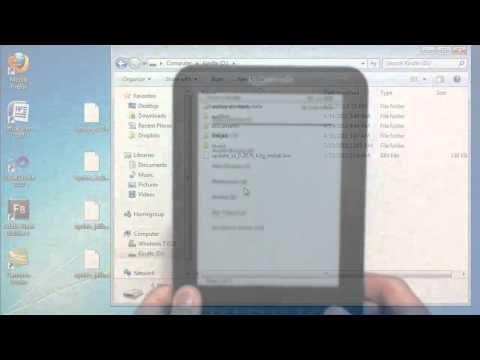 Kindle Hack - Install Custom Screensavers...oh yes I did :)