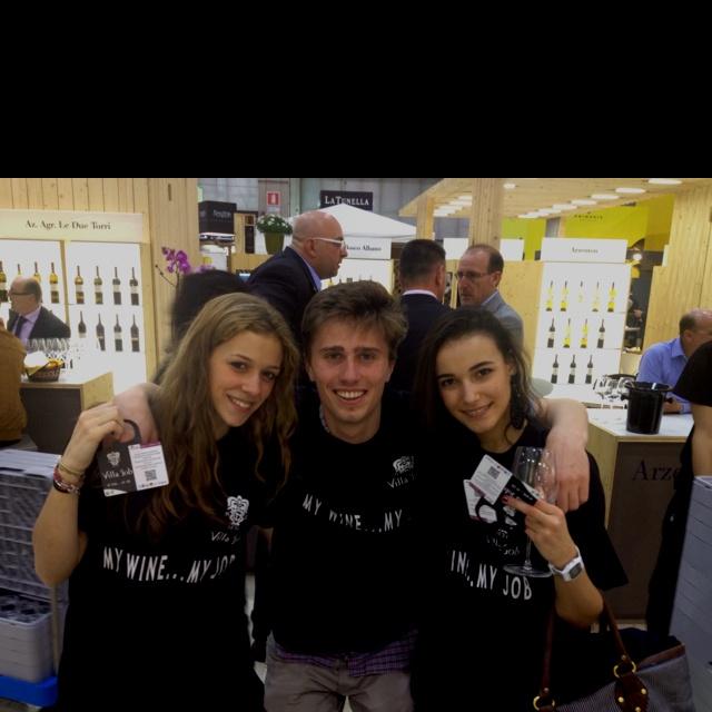 @villajob lober s #vinitaly2012 #wine