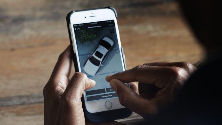 Nieuwe BMW 5-serie krijgt Remote 3D View als optie