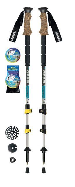 Custom Trekking Poles - $100