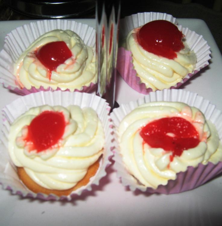 bite size cream cheese cakes | minibites | Pinterest | Cream Cheese ...