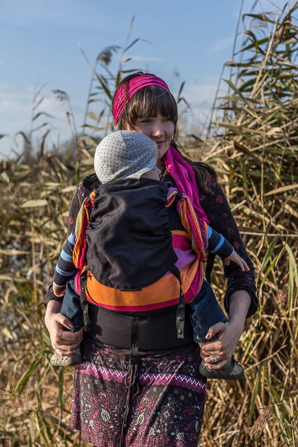 emeibaby Toddler Plus Size Kompforttrage Babytrage Tragehilfe Fullbuckle