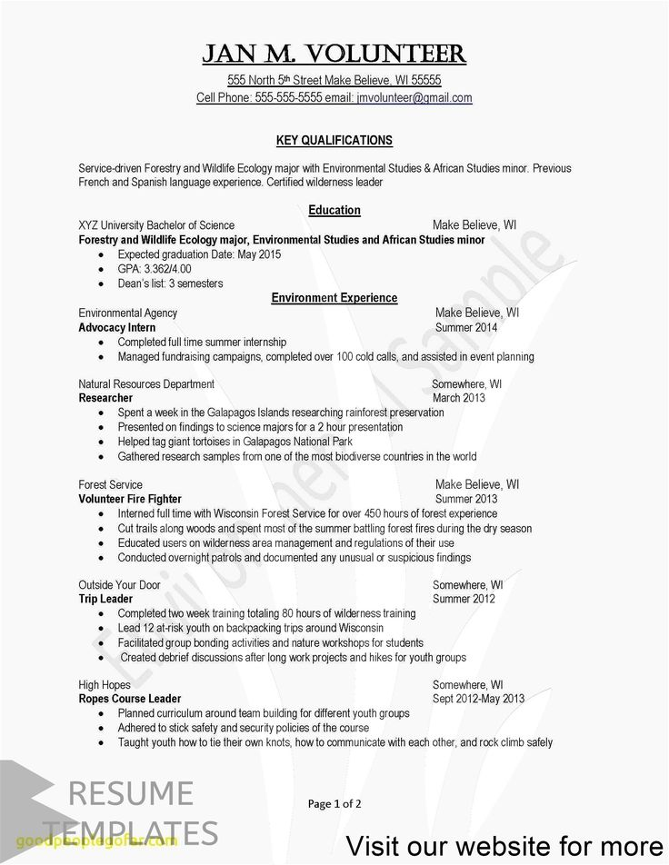 resume template electrician Professional in 2020 Resume