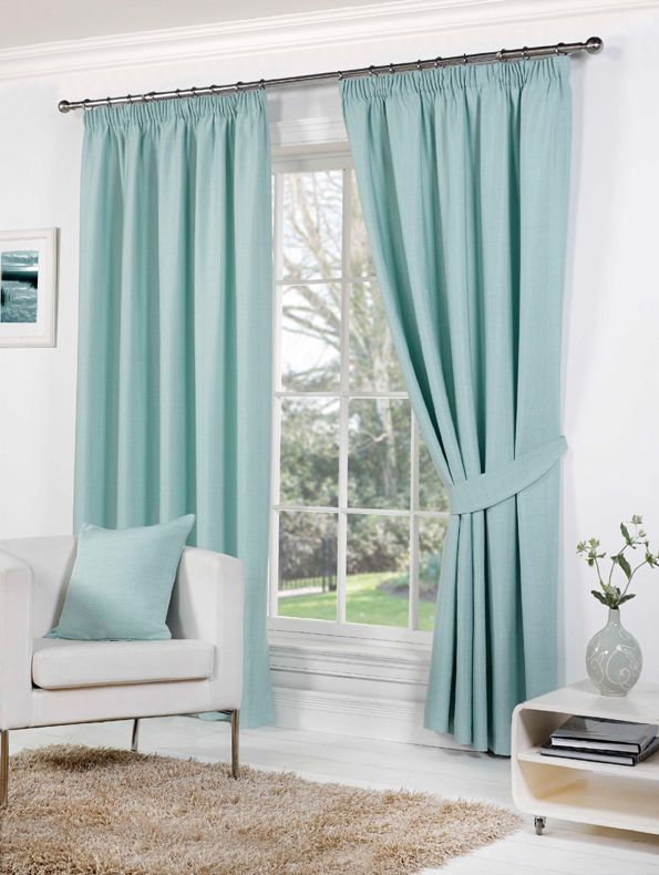 brampton duckegg ready made curtains a beautiful textured fully lined duck egg