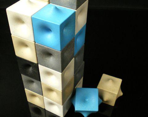 Cuboro(キュボロ・クボロ)のゲーム バベルピコ
