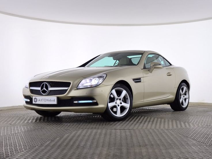 Mercedes-Benz SLK 1.8 SLK200 BlueEFFICIENCY - Image 1