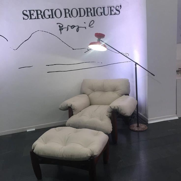 #sergiorodrigues #salonedelmobile #viamaroncelli