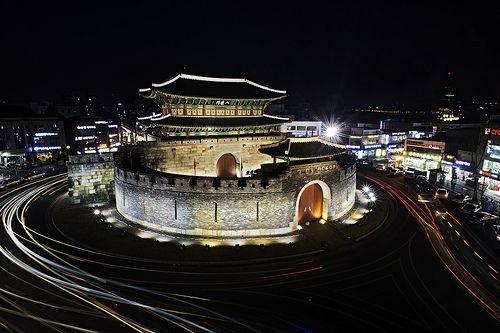 Hwaseong Fortress Paldalmun South Gate