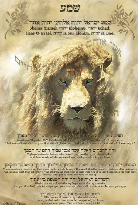Deuteronomy 6:4-9   Deuteronomy - English and Thai Script ...