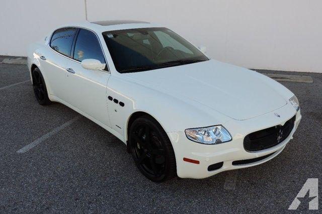 Maserati Quattroporte Price On Request