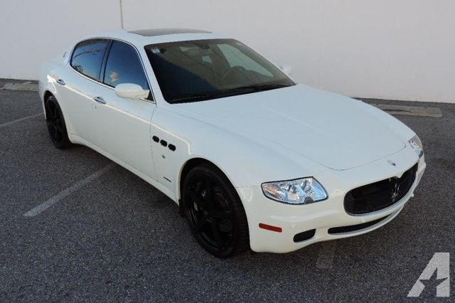 Maserati Quattroporte Price On Request