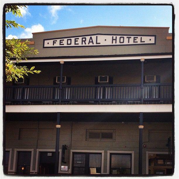 Semaphore, Federal Hotel #Australian #pubs