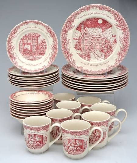 Your Favorite Brands Holiday Dinnerware Sets 32 Piece Set & 8 best Christmas Dinnerware Sets images on Pinterest | Christmas ...