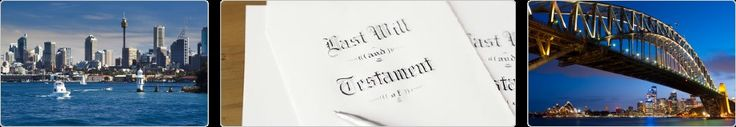 Sydney Wills Lawyers is a specialist Sydney law firm where we focus on everything to do with Wills. We have done so for 20 years! Be it contesting a will, or any manner of will disputes, handling a deceased estate or even preparing a Will or Testamentary Trust. Having been doing this for so long, there isn't much we haven't seen and been able to achieve a successful outcome for our clients.  http://www.sydneywillslawyer.com.au/