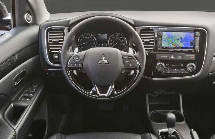 First Drive: 2016 Mitsubishi Outlander