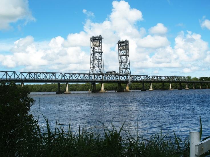 Harwood Bridge, Harwood, NSW, Australia