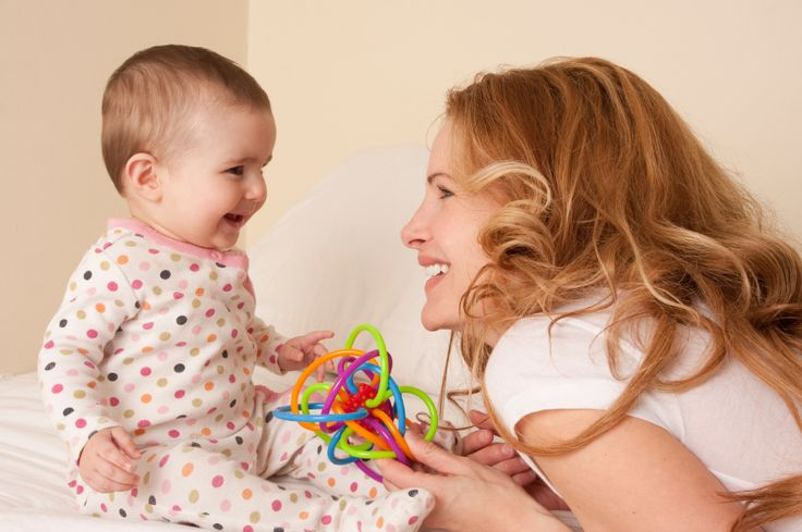 Baby Development and Talking: What