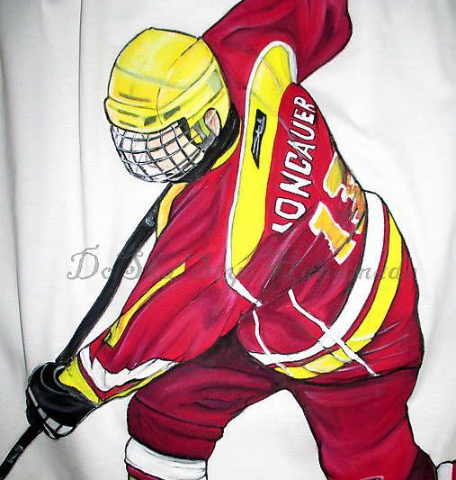 DoSka_Style_Handmade / mladý hokejista