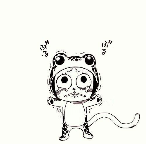Fairy Tail Frosch: 14 Best Images About Frosch = OwO= On Pinterest