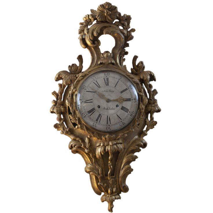57 best Antiques Swedish Clock images on Pinterest