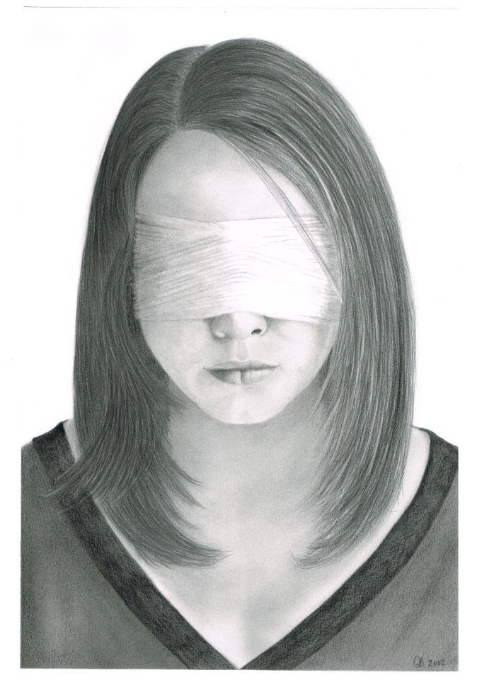 Gillian Buckley - Artist - graphite drawing