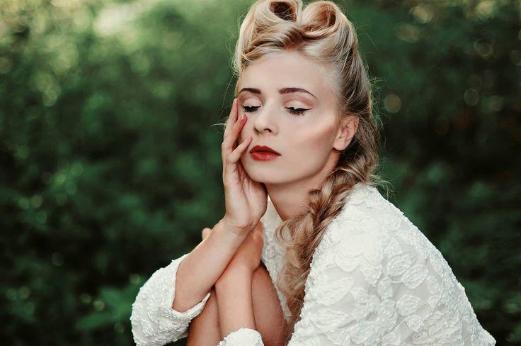 Eyeliner Monika Markevičiūtė photography