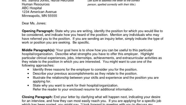 write resume new grad writing sample nursing graduate nurse and job stuff