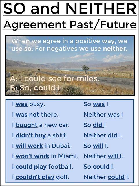 AskPaulEnglish: SO/NEITHER (Present/Future) #tefl #tesol #grammar #learnenglish #elt