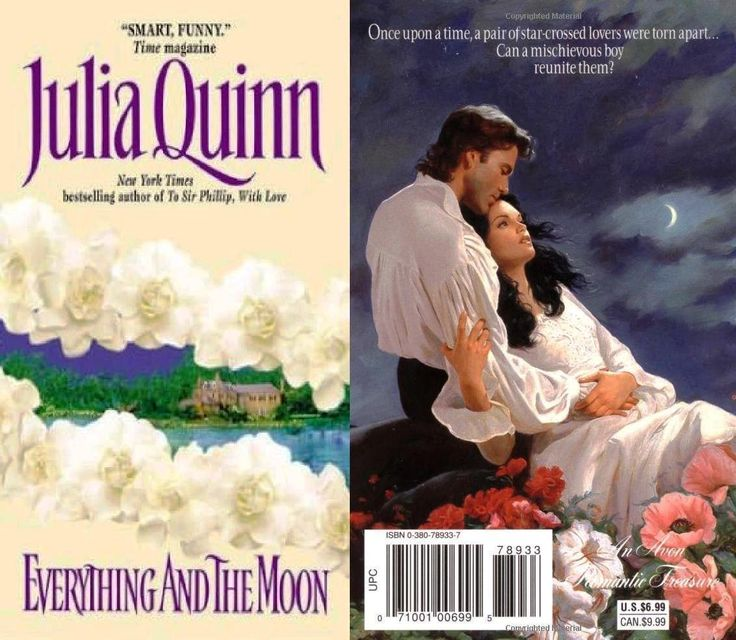 Julia Quinn   Everything And The Moon  Mr Cavendish I Presume