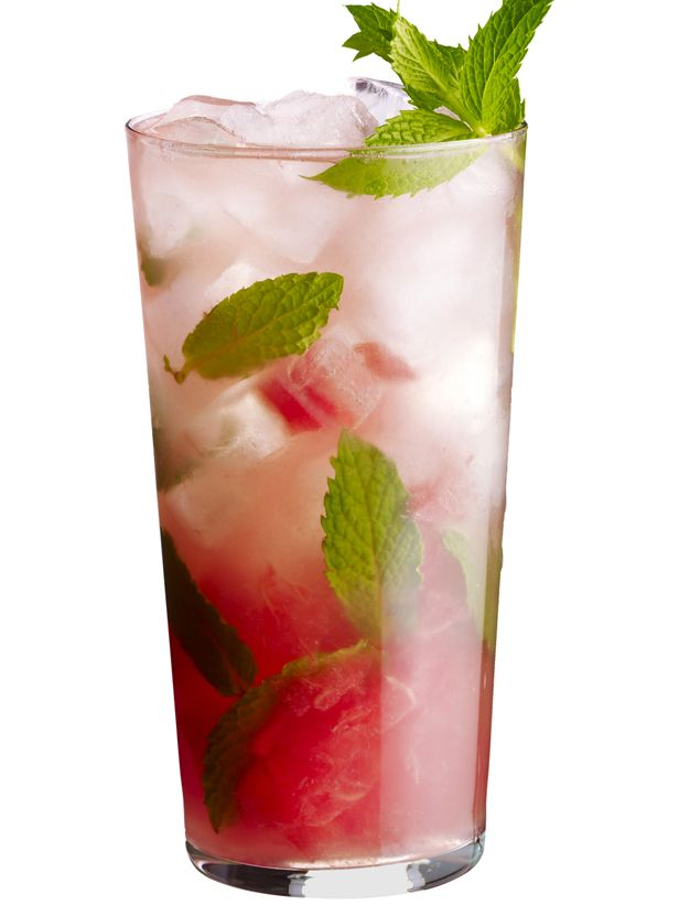 Watermelon Mojitos from FoodNetwork.com~~This is good! I'm sipping it right now!! jb~~