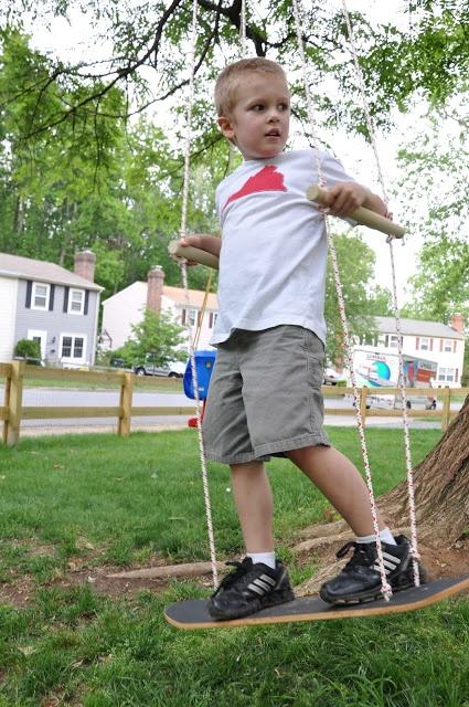 1000 ideas about skateboard swing on pinterest swings for Love making swing