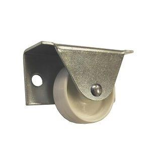 Hjul 35 mm för sidomontering - Melvins garderob
