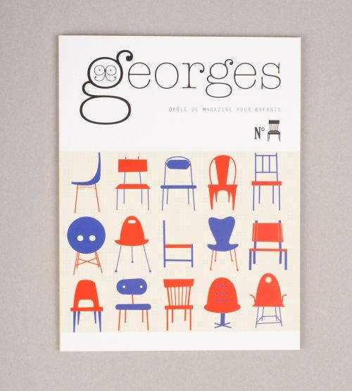 N° Chaise I Magazine Georges