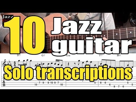 10 best jazz guitar ebooks images on pinterest guitars e books 10 jazz guitar solo transcriptions of great jazzmen lessons with tabs fandeluxe Gallery