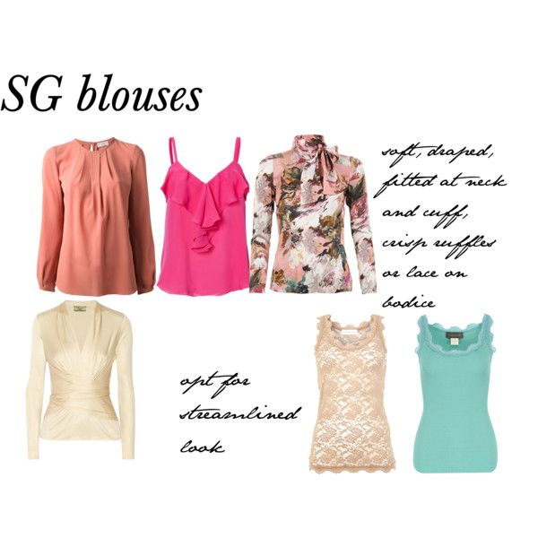 """SG Shirts/Blouses"" by adhp on Polyvore"